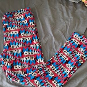 LuLaRoe Disney leggings